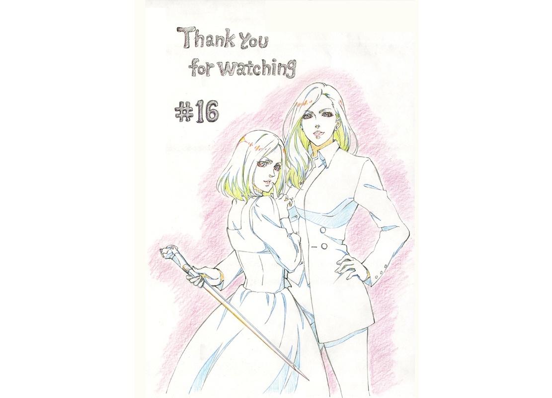 TVアニメ『フェアリーゴーン』第16話の視聴イラスト独占公開