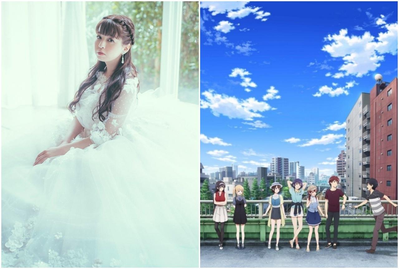 春奈るな「アニソン!プレミアム」(11/3放送)にて冴えカノメドレーを歌唱!