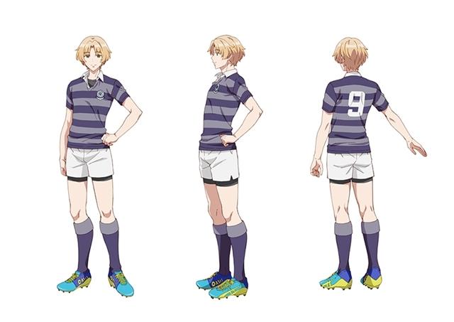 『number24』矢野奨吾さん・神原大地さんら追加声優5名解禁! 演じるキャラクターのビジュアルも公開