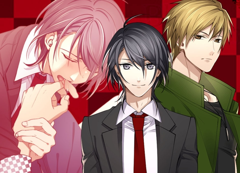 BLゲーム『ヴァンカレPlus』11月6日(水)より新ルート「巽&シキ」配信開始