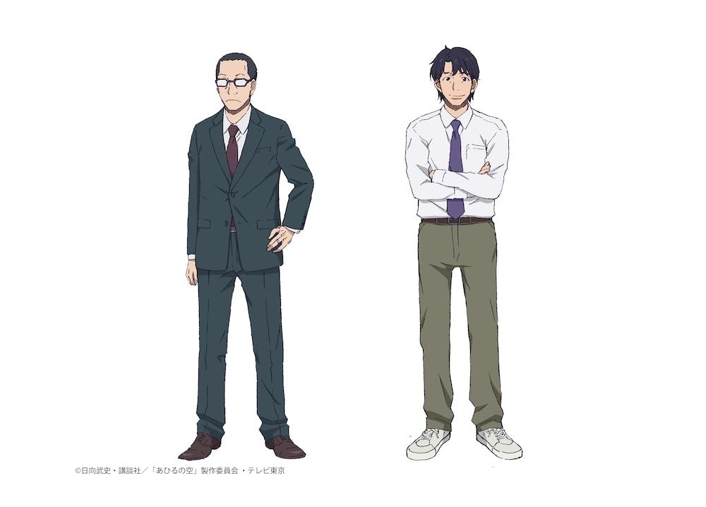 『あひるの空』竹本英史・子安武人が第7話からの追加声優に決定!