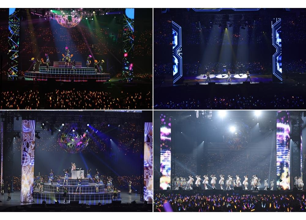 『アイマスCG』7thライブツアー名古屋公演2日目の公式写真とセットリスト到着