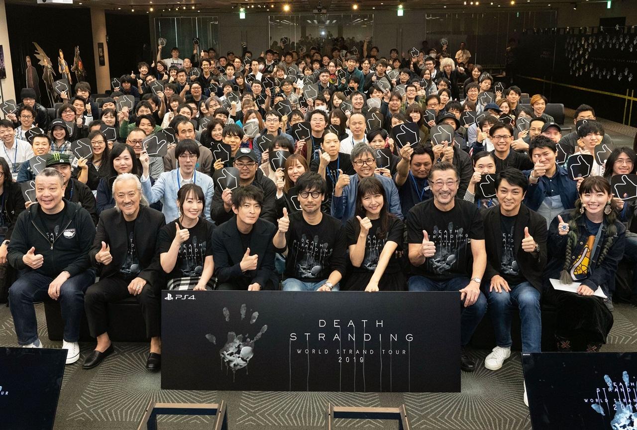 ゲーム『デス・ストランディング』発売記念イベント公式レポート