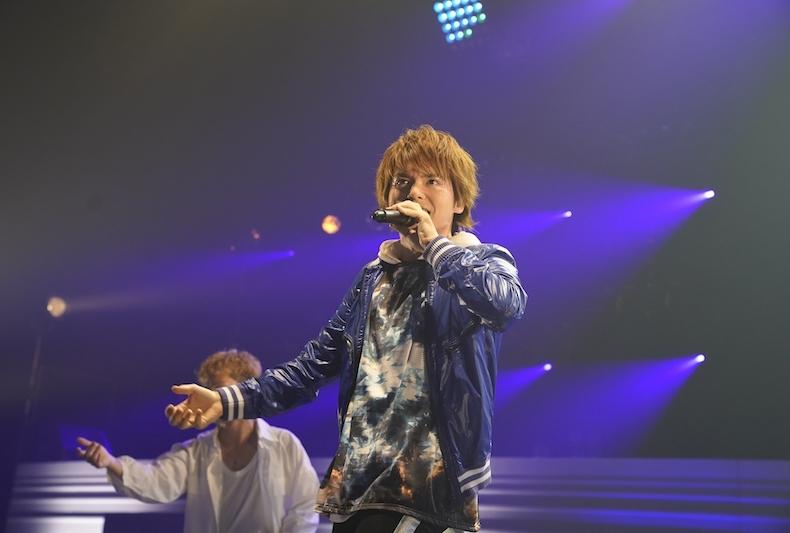 声優・内田雄馬、初ライブツアーのファイナル公演レポート
