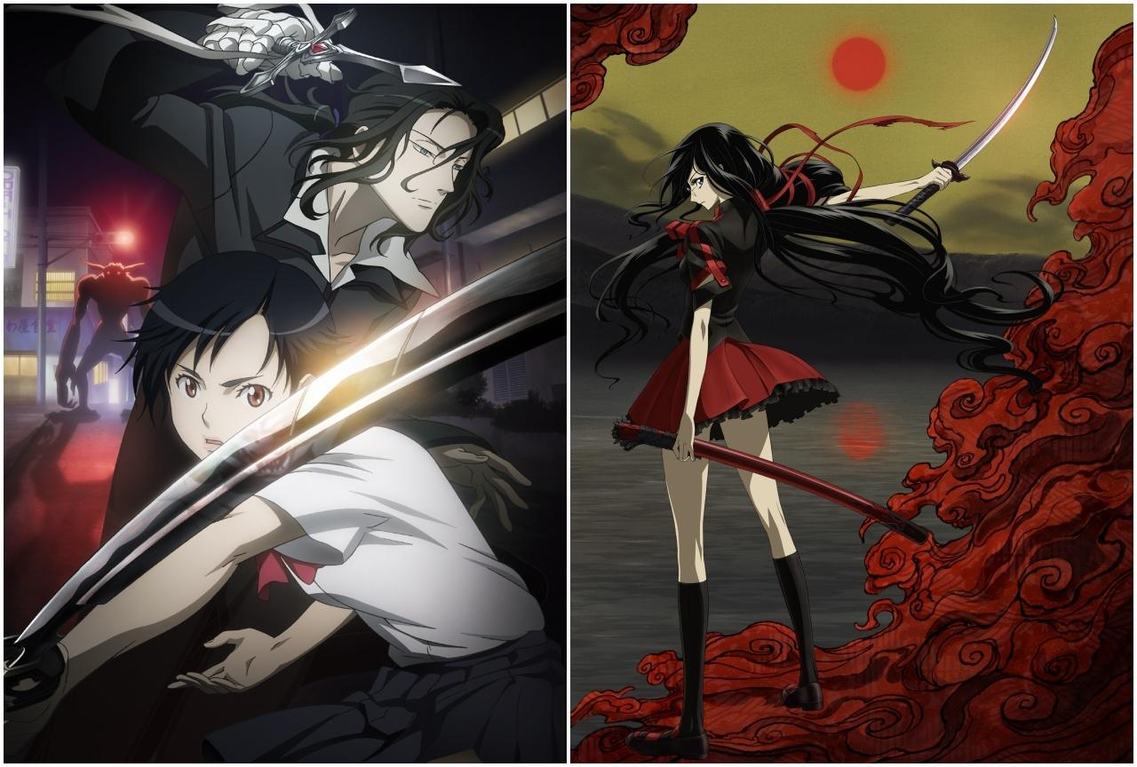 シリーズ20周年企画!『BLOOD+』『BLOOD-C』BD BOXが発売決定