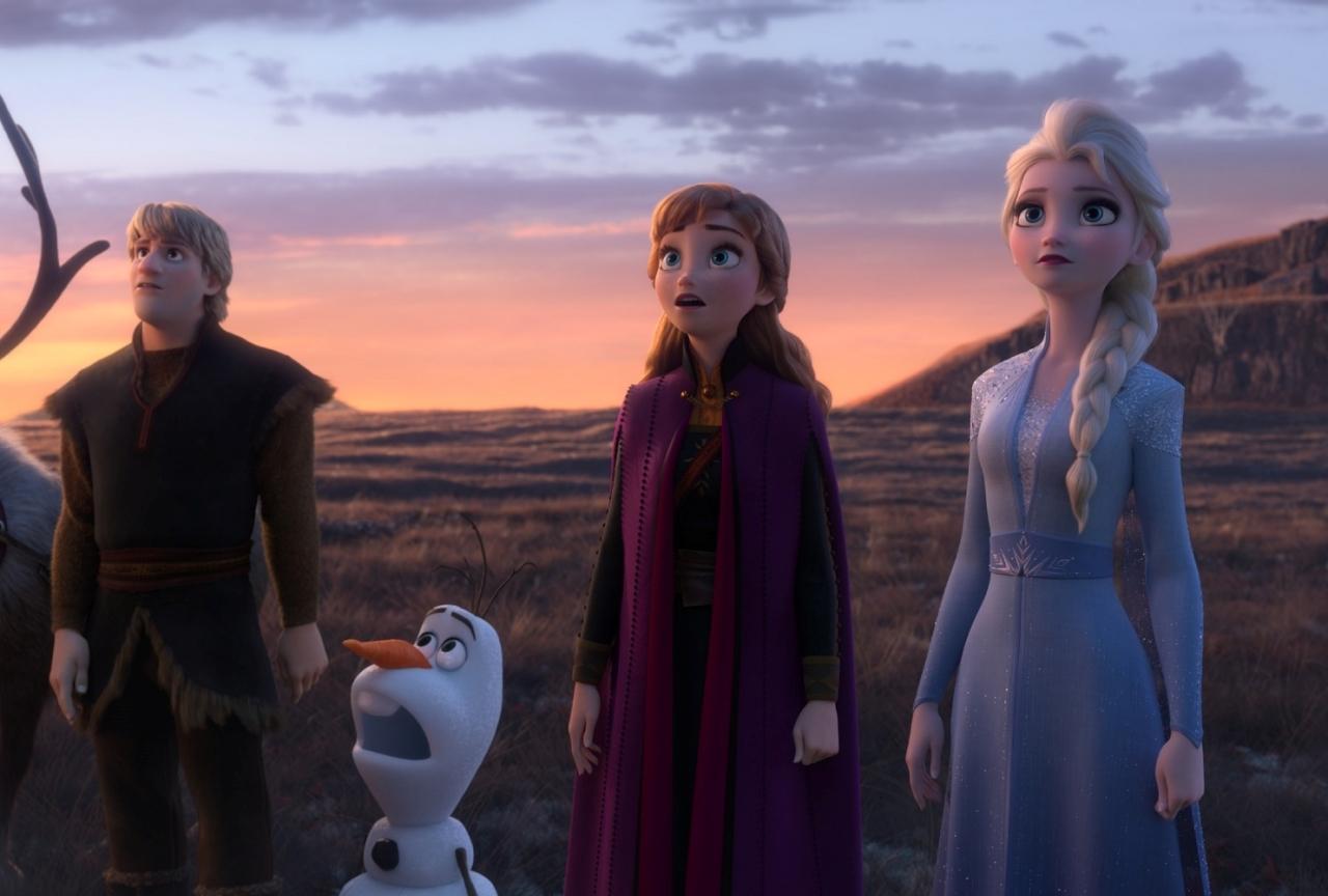 『アナと雪の女王2』エルサやアナ達が勢ぞろいの本編映像初解禁