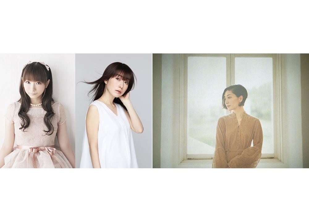 『堀江由衣×浅野真澄の#とれとれ』11/27のゲストに坂本真綾が決定!