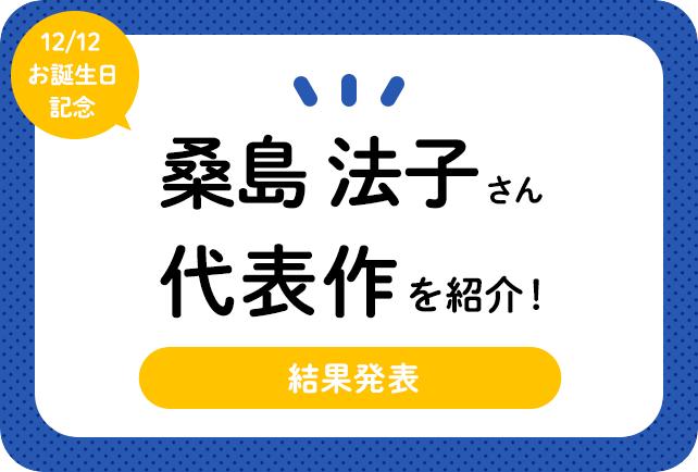 声優・桑島法子さん、アニメキャラクター代表作まとめ