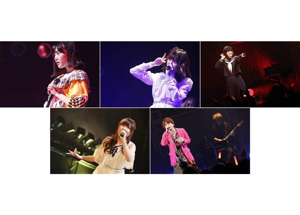 「Lantis New Generation LIVE」の公式レポート到着