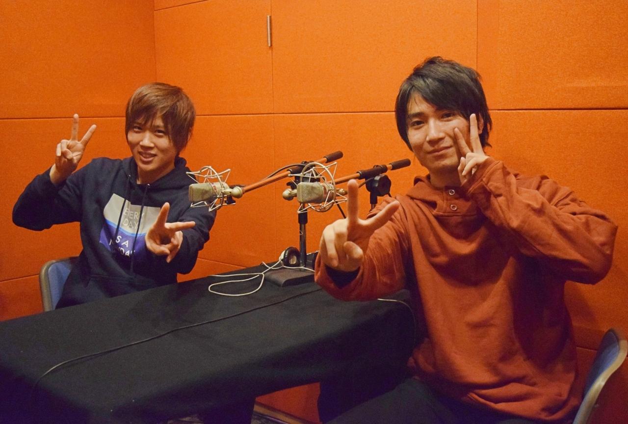 「星鳴エコーズ RADIO 2nd SEASON」第1回レポート&収録後コメントをお届け☆
