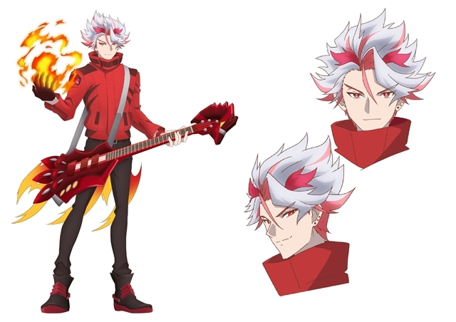 SHOW BY ROCK!!-7