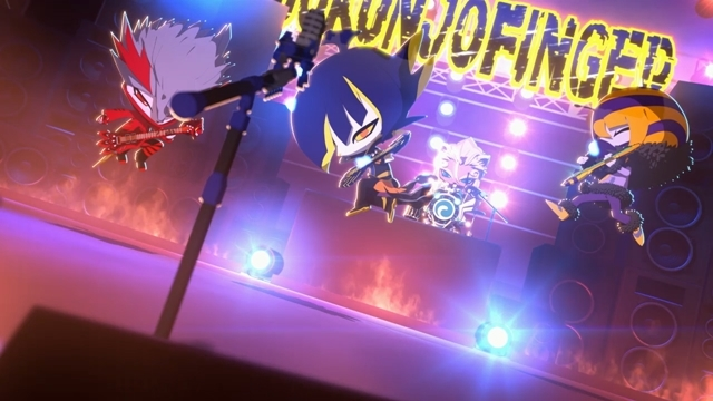SHOW BY ROCK!!-15