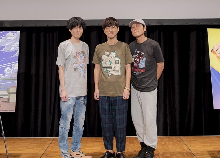 OVA『岸辺露伴は動かない』櫻井孝宏ら登壇イベントレポート到着