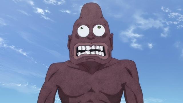 『ゲゲゲの鬼太郎』第85話「巨人ダイダラボッチ」より先行カット到着! ダイダラボッチを専門に研究している門倉という男性に出会い……-8