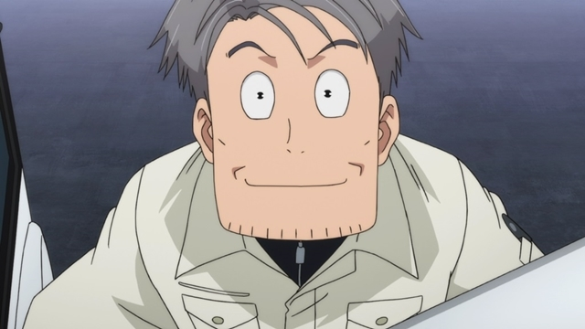 『ゲゲゲの鬼太郎』第85話「巨人ダイダラボッチ」より先行カット到着! ダイダラボッチを専門に研究している門倉という男性に出会い……-9