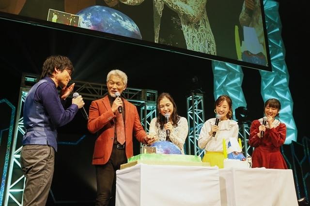 喜安浩平さん&石井真さんに加え、『蒼穹のファフナー』イベント初出演の篠原恵美さんら声優陣登壇! 12月5日開催「総士生誕祭2019」公式レポート到着!