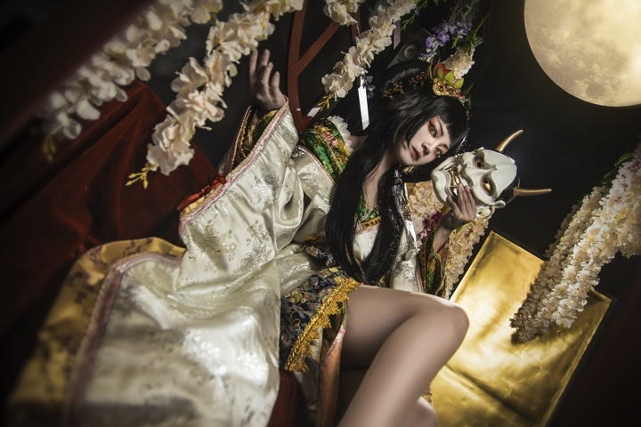 新年最初のコスプレピックアップは「花魁」! 妖艶な雰囲気を醸し出すコスプレ写真を厳選しました!の画像-7