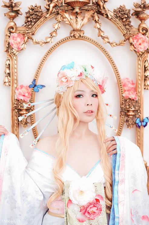 新年最初のコスプレピックアップは「花魁」! 妖艶な雰囲気を醸し出すコスプレ写真を厳選しました!