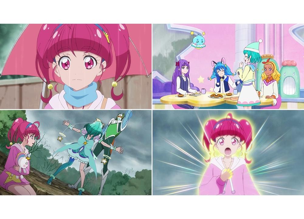 『スタプリ』第45話「輝くキラキラ星☆ひかるのイマジネーション!」の先行カット到着!