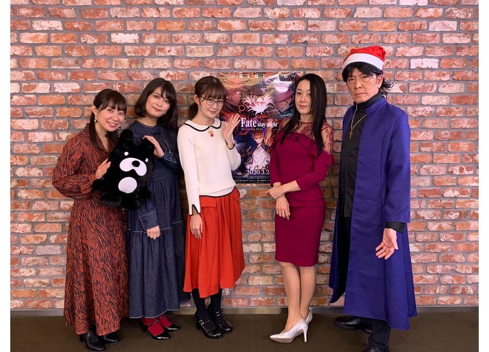 AbemaTV『もしラジ クリスマスSP』公式レポ到着!