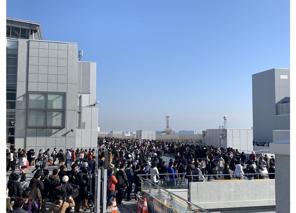 「コミケ97」4日目(最終日)の来場者数は19万人!