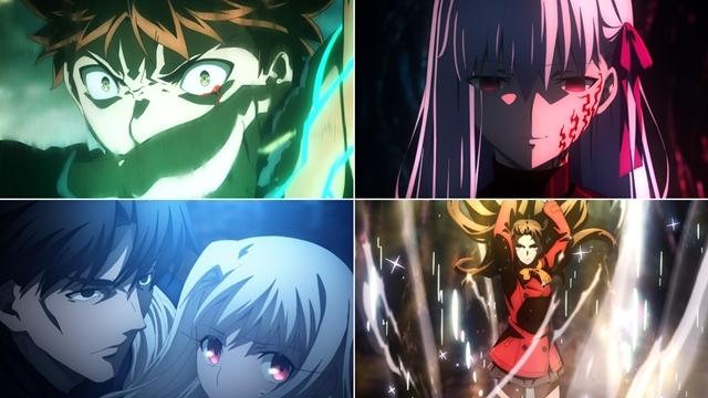 『劇場版「Fate/stay night [Heaven's Feel]」III.spring song』より最新予告編が公開! 新規カットを追加した93秒の映像の画像-1