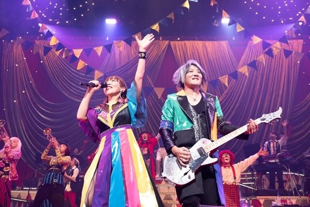 「angelaのミュージック・ワンダー★大サーカス 2019」で、『はめふら』OP担当や10thオリジナルアルバム制作決定を大発表!の画像-1