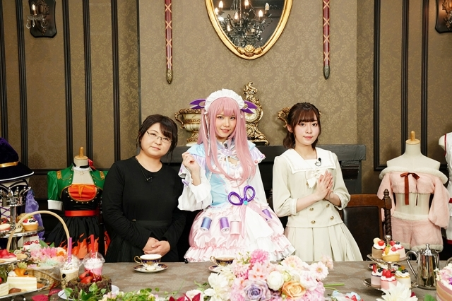 2020年1月放送開始『えなコス TV』より、コスプレイヤー・えなこさん&声優・石飛恵里花さんによる初回収録時インタビュー到着!