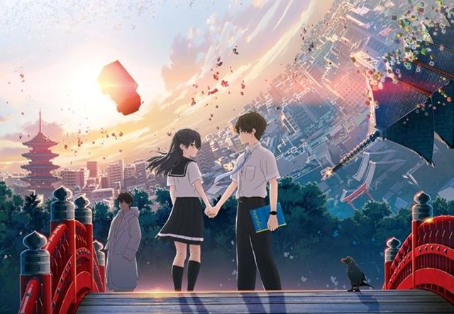 伊藤智彦監督が贈るSF青春ラブストーリー『HELLO WORLD』待望のBD&DVDが、2020年4月8日(水)発売決定!