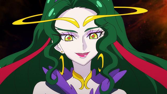 『スター☆トゥインクルプリキュア』第48話「想いを重ねて!闇を照らす希望の星☆」より先行カット到着! 消滅したはずのへびつかい座のプリンセスの声が響く