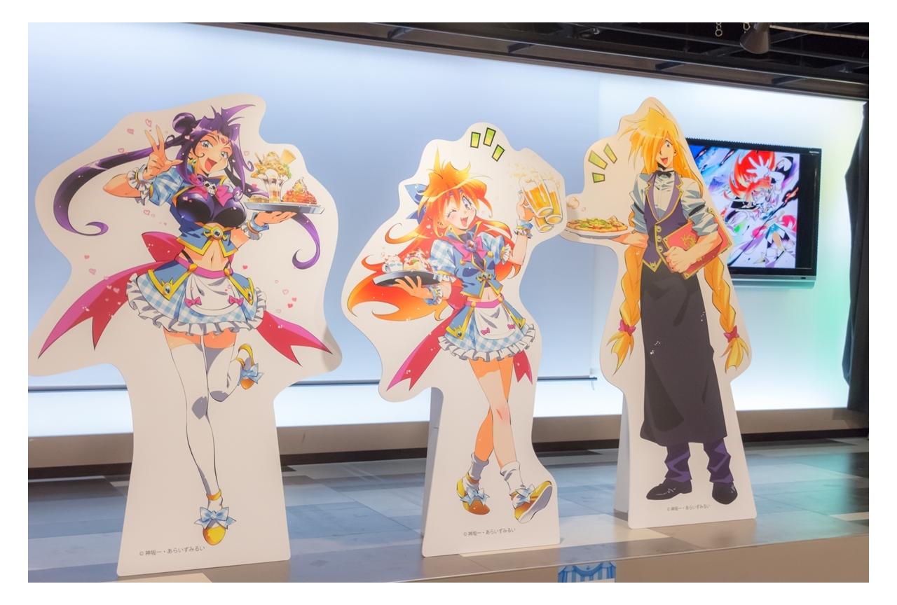『スレイヤーズ』×アニメイトカフェコラボレポ