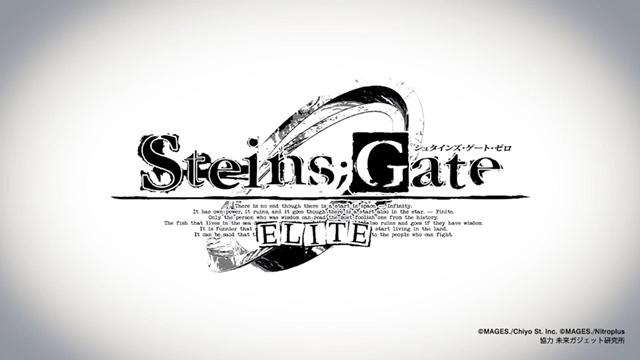 大人気ゲーム『STEINS;GATE』の実写ドラマ化企画がハリウッドで進行中! ゲーム『STEINS;GATE 0 ELITE』や『ANONYMOUS;CODE』についての情報も!-32