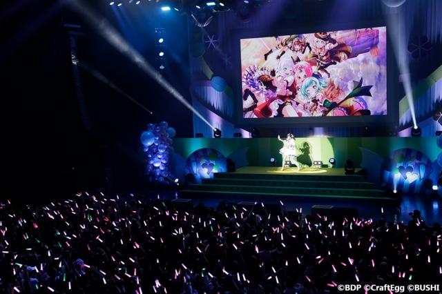 『BanG Dream!(バンドリ!)』パスパレ初のライブイベント「Pastel*Palettes 特別公演 〜まんまるお山に彩りスペシャル☆〜」公式レポートが到着!前島亜美さんやSPゲストの中上育実さん&秦佐和子さんが出演