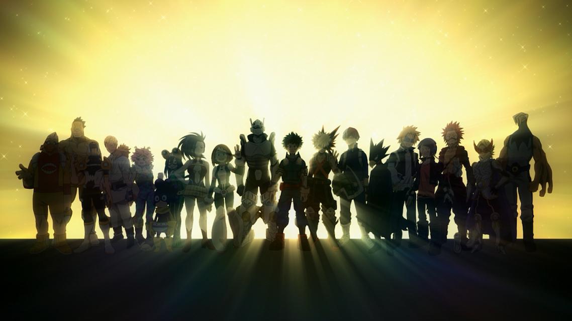 『僕のヒーローアカデミア(第4期)』の感想&見どころ、レビュー募集(ネタバレあり)-5