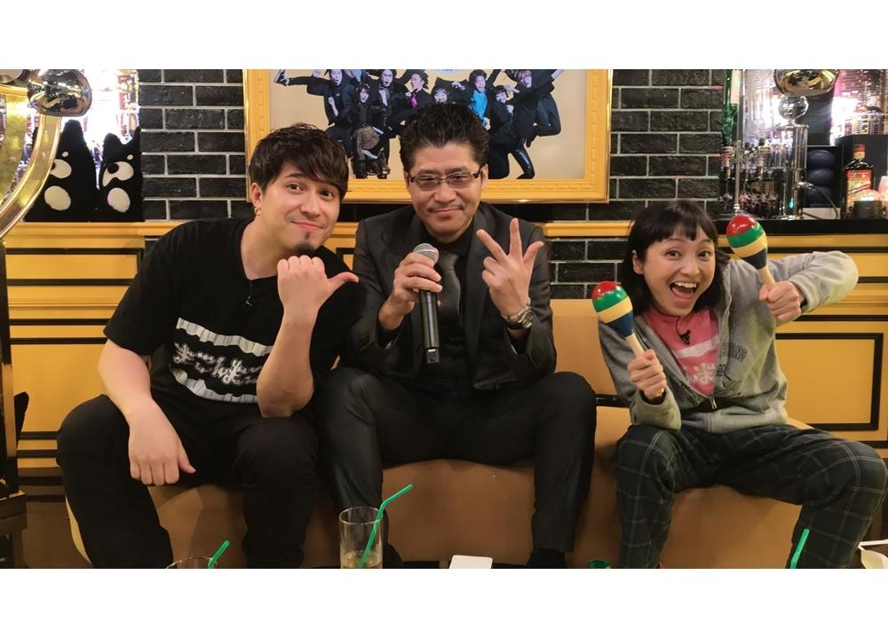 『声優と夜あそび【火:金田朋子×木村昴】#42』の公式レポ到着!