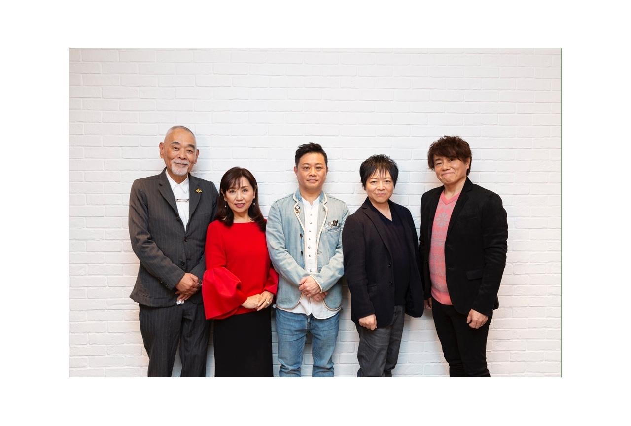 声優・岩田光央らの座談会が「AKIRA 4Kリマスターセット」ブックレットに収録