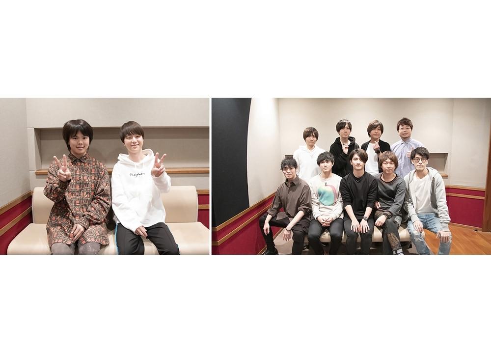 『number24』OPCD&ドラマCD2巻から声優陣のコメ公開