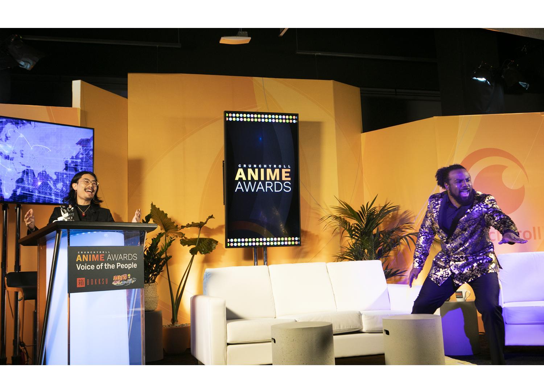 世界のアニメファンによる『クランチロール・アニメアワード2020』発表