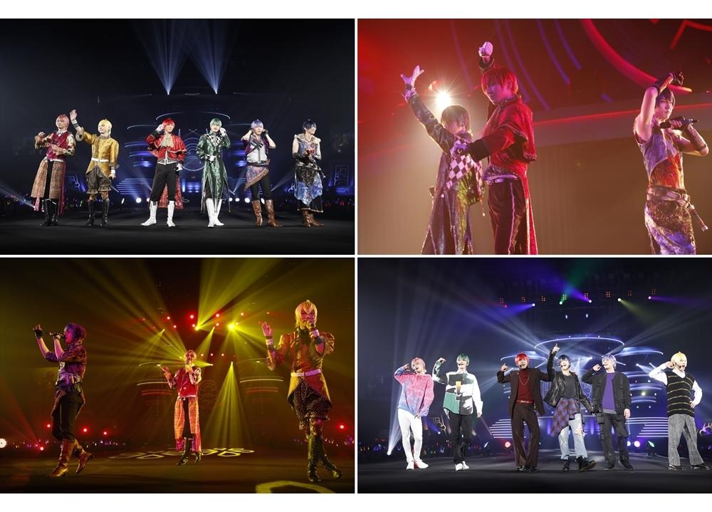 「松ステ」【F6】2ndライブツアー初日の公式レポ到着!
