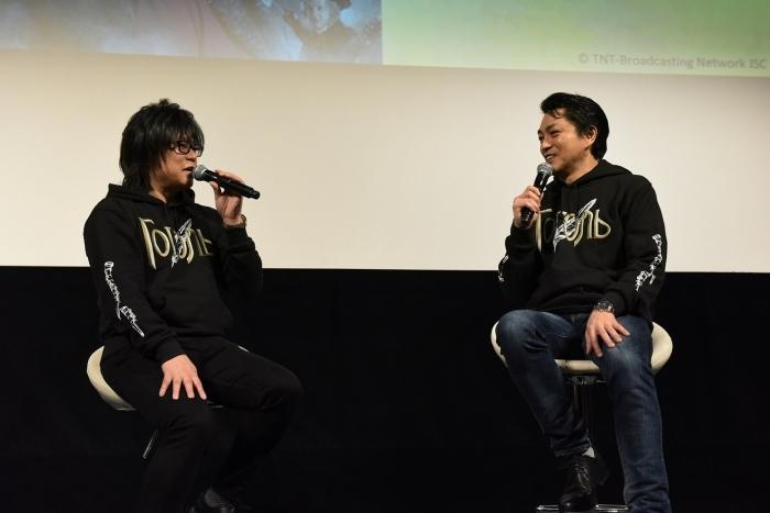 声優・森川智之さん、三上哲さんが登壇した『魔界探偵ゴーゴリ』スペシャル試写会&トークショーの公式レポートが到着!-1