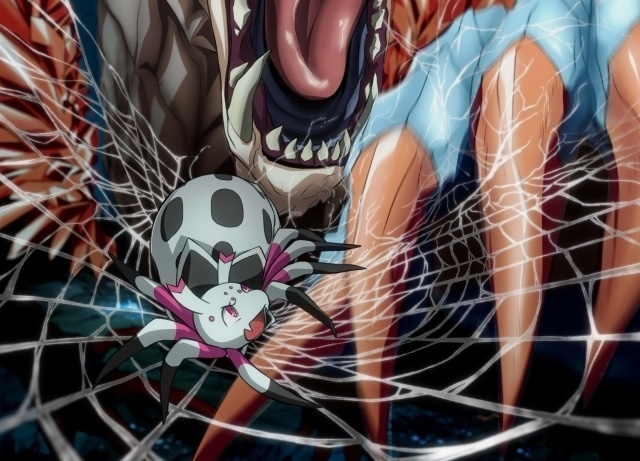 TVアニメ『蜘蛛ですが、なにか?』原作者・馬場翁よりコメント到着