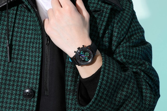 『鬼滅の刃』をイメージした腕時計、リュック、財布(全12種)が登場! ラインナップは炭治郎、禰豆子、善逸、義勇の4種!-31