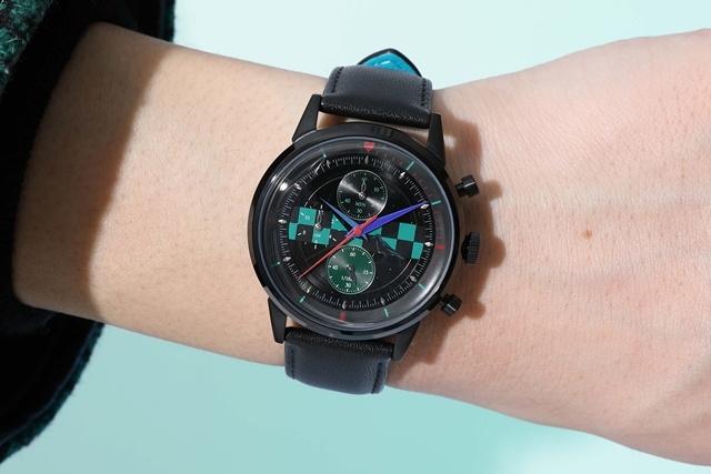 『鬼滅の刃』をイメージした腕時計、リュック、財布(全12種)が登場! ラインナップは炭治郎、禰豆子、善逸、義勇の4種!-32