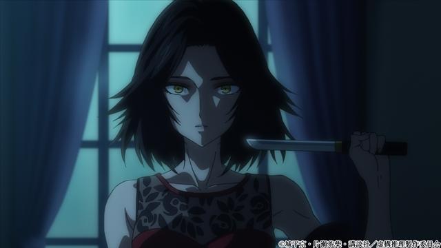 冬アニメ『虚構推理』第10話「虚構争奪」より、あらすじ&先行場面カット到着! 推理を棄却されても、琴子は次の推理を用意していて……