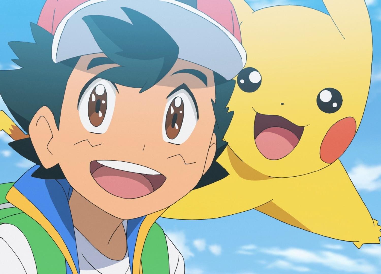 TVアニメ『ポケモン』第1話から最新話まで期間限定で全話無料配信