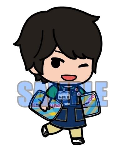 Kiramune×アニメイトのスペシャルコラボ企画【Kira☆ani】が始動! 第1弾としてKiramuneメンバーの特別描き下ろしキラキャラ発表-5