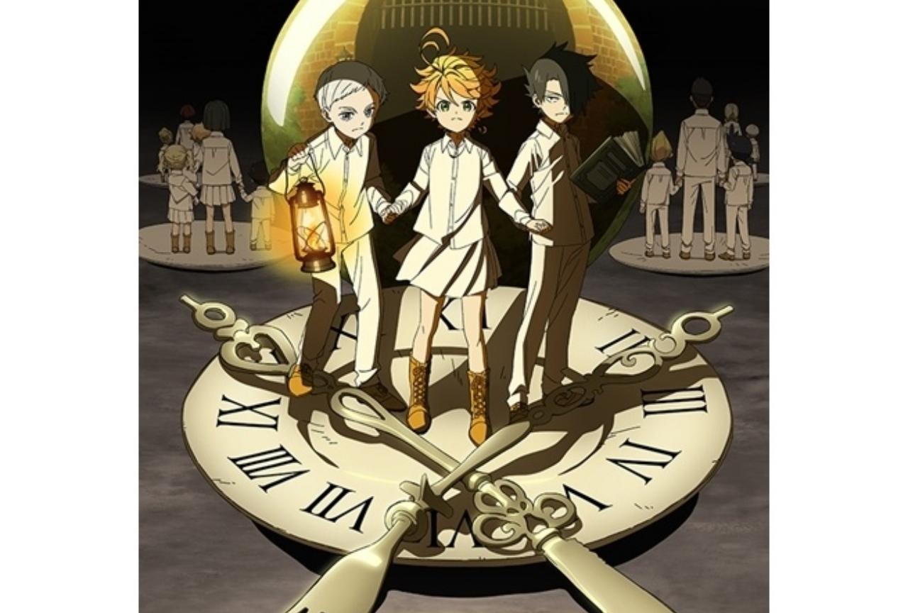 『約ネバ』TVアニメ第1期が7月9日より毎週木曜に再放送決定!