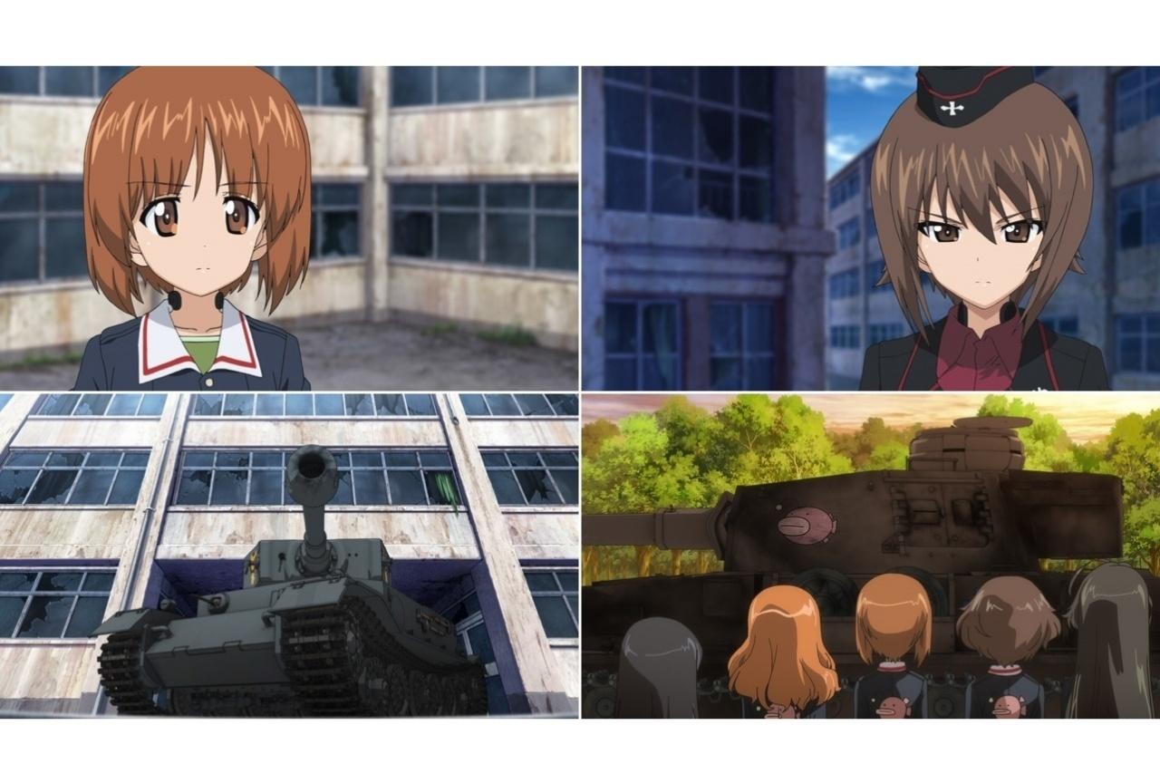 【アニメ今日は何の日?】3月25日は『ガルパン』最終話が放送された日!