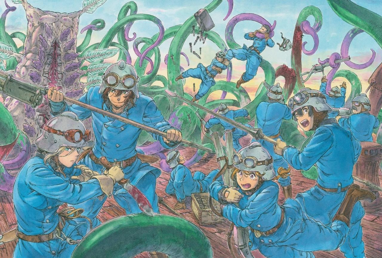 冬アニメ『空挺ドラゴンズ』オリジナルサウンドトラック発売