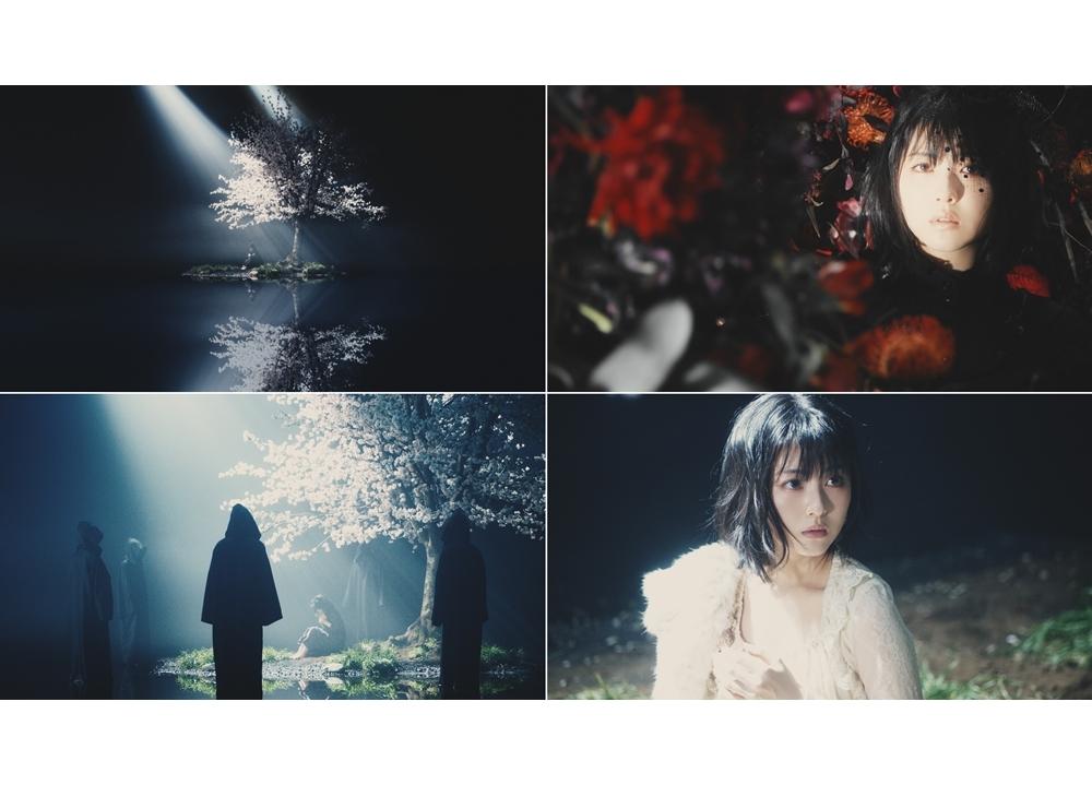 Aimerの「春はゆく」より、MV(フルサイズ)公開!